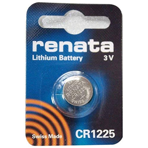 (Battery CR1225 - Lithium Button Cell Battery)