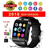 Bluetooth Waterproof Smartwatch Unlocked Watches Features