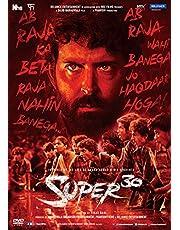 SUPER 30 HINDI DVD - HRITHIK ROSHAN - 2019 BOLLYWOOD DVD/REGIO GRATIS/ENG SUBTITEL