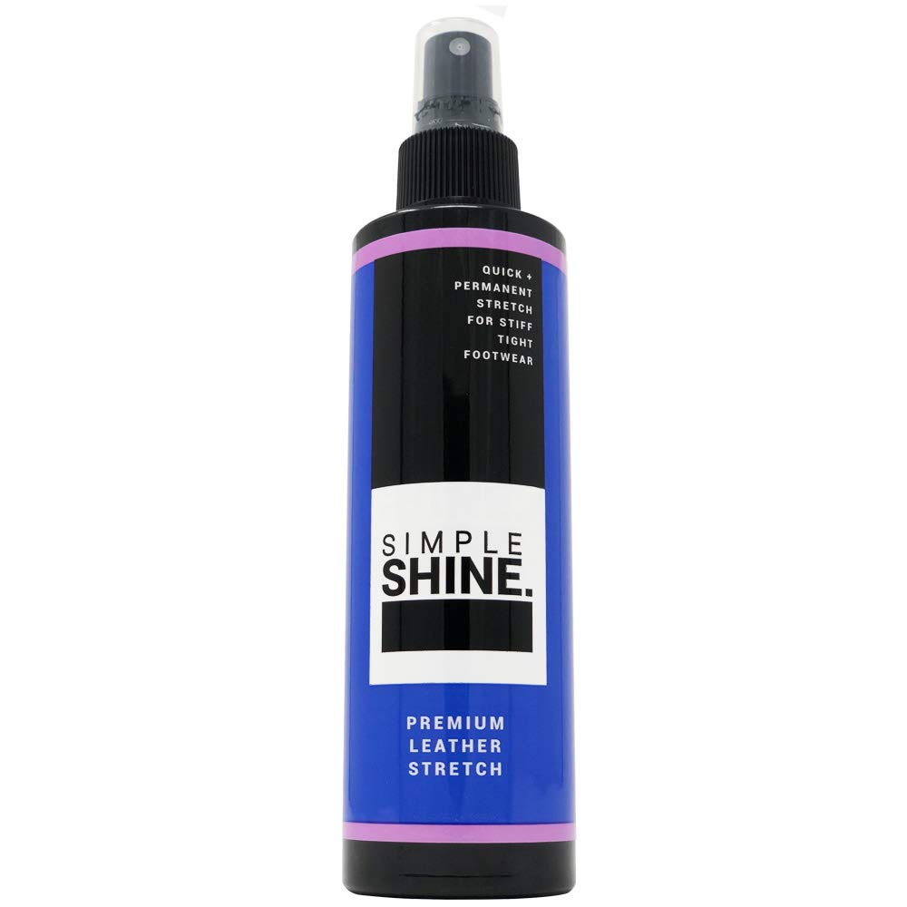 Premium Leather Stretch Spray | Liquid Stretching Shoes, Boots & Gloves Leather, Suede, Nubuck | Safe Stretcher 4oz