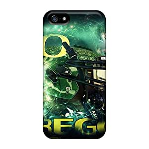 Anti-scratch And Shatterproof Oregon Ducks Phone Cases For Iphone 5/5s/ High Quality Tpu Cases
