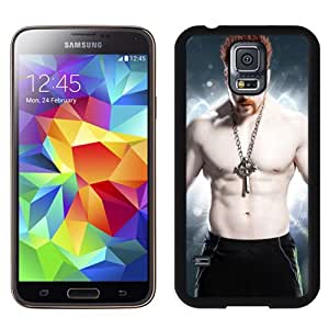 Customized Samsung Galaxy S5 I9600 Cell Phone Case Wwe Superstars Collection Wwe 2k15 Sheamus 06 in Black Phone Case For Samsung Galaxy S5 Case