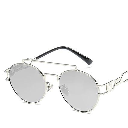 BiuTeFang Gafas de Sol Mujer Hombre Polarizadas Nuevas gafas de sol  colorida personalidad Europea y americana 17ba7547133b