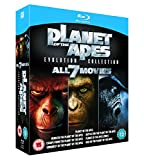 DVD : Planet of the Apes: Evolution Collection