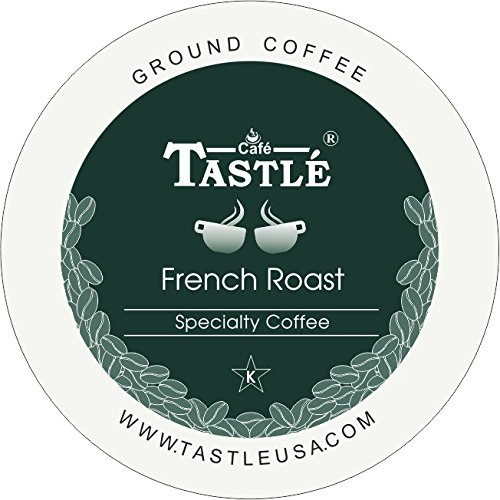 Cafe Tastlé French Roast Single Serve Coffee, 72 Count (Pack of 6): Amazon.com: Grocery & Gourmet Food