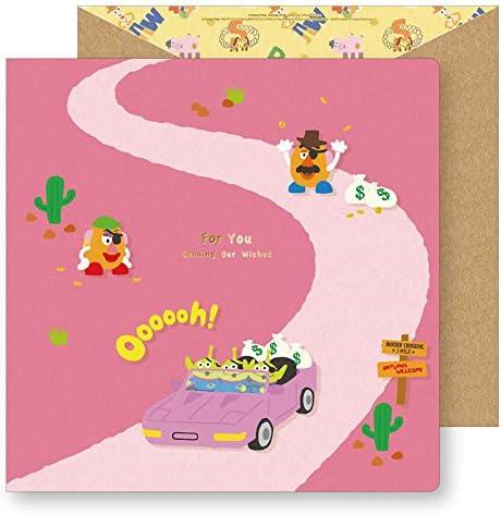 [해외]A.P.J. Toy Story 토이 스토리 팝업 색종이 드라이브 1000088619 / A.P.J. Toy Story Toy Story Pop-up Colored Paper Drive 1000088619