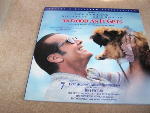 as good as it gets vhs - 4