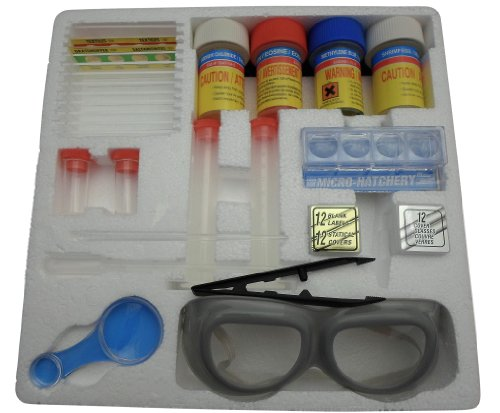 - Ajax Scientific 63 Piece Slide Making Kit