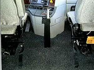 Semi truck carpet floor guard 6ft x 10ft for Wood floor for 379 peterbilt