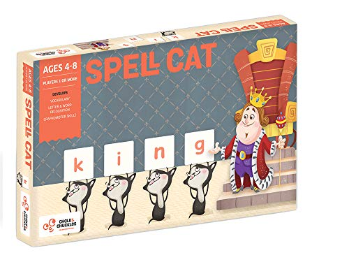 Chalk and Chuckles CC-006 Spell Cat