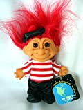 My Lucky Troll from FRANCE (Red Hair)