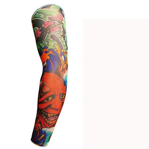 Cloth-yd Mangas de Tatuaje Fresco de protección Solar Mangas del ...