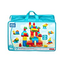 Mega Bloks Deluxe Building Bag 150 piezas