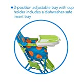 Cosco Simple Fold Deluxe High Chair with 3-Position