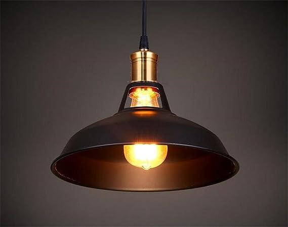 Plafoniere Industriali Vintage : E vintage ciondolo luci di bronzo plafoniere lampade industriali