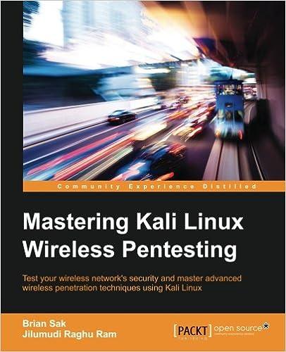 Mastering Kali Linux
