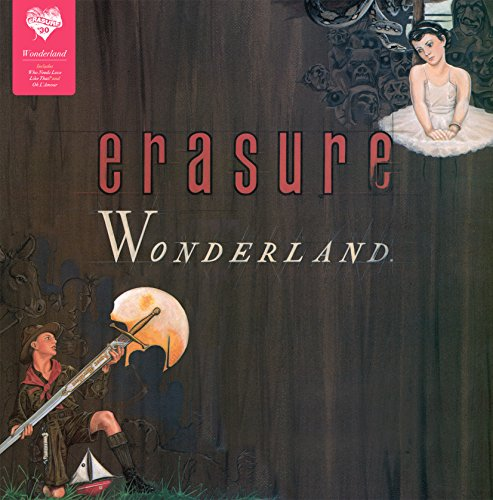 Erasure - Wonderland [vinyl] - Zortam Music