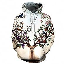 Animal 3D Printed Women Men Hoodies Plus Size Pullover 6XL Sweatshirts Loose Autumn Winter Tracksuit High Quality
