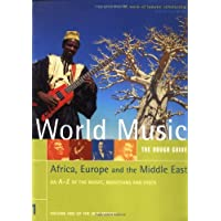World Music Vol 1: Africa,Europe & Middle East:The