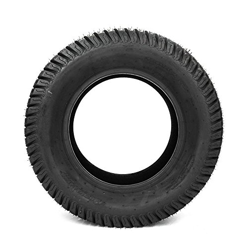 MOTOOS 2pcs Lawn Mower Turf Tires 23x10.50-12 23x10.50x12 Golf Cart Garden Tubeless Tires P332 4PR