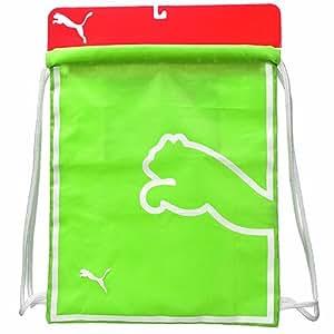 Puma Monoline Shoe Carrysack, One Size, Lime Green