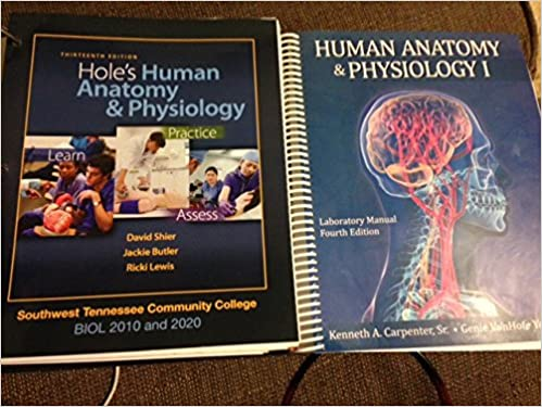 Hole\'s Human Anatomy and Physiology with Workbook: Jackie Butler ...