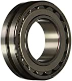SKF 22209 E/C3 Spherical Radial Bearing, Straight Bore, Lubrication Groove, 3 Hole Outer Ring, Steel Cage, C3 Clearance, 45mm Bore, 85mm OD, 23mm Width