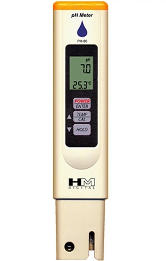 HM Digital pH Meter