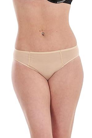 Ladies 5 Pack High Leg No VPL Briefs M S Knickers Womens Underwear  Micofibre  Amazon.co.uk  Clothing 7397f9610