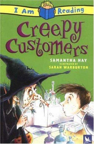I Am Reading Creepy Customers