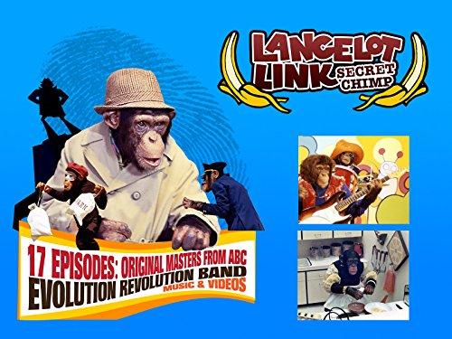 Lancelot Link: Secret Chimp on Amazon Prime Video UK