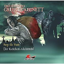 Der Leichen-Alchimist (Dan Shockers Gruselkabinett)