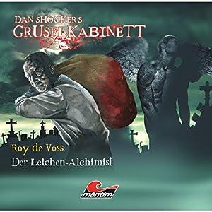 Der Leichen-Alchimist (Dan Shockers Gruselkabinett) Hörspiel