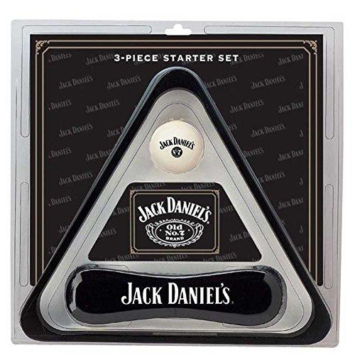 Jack Daniel's 3-Pc. Billiard/Pool Table Accessories Set by Jack Daniel