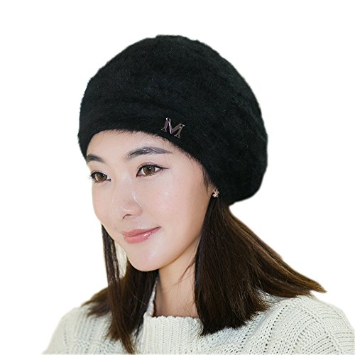 VRLEGEND Winter Beanie Rabbit Slouchy