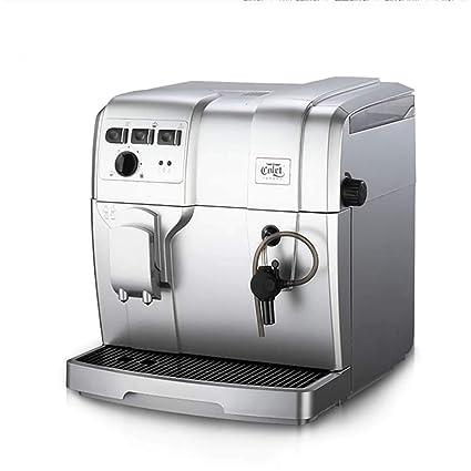 RUIXFCA Cafetera automática, Cafetera Espresso 20 Bares, Depósito de 2l, Brazo Doble Salida, Vaporizador, 1200W, A: Amazon.es: Deportes y aire libre