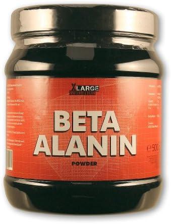 XLarge Nutrition Beta Alanin Pulver, 500g