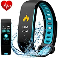 Fitness Tracker, Smart Watch, Activity Tracker With Heart...