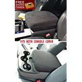 2010 - 2018 Dodge Ram 1500 2500 Compatible with/Replacement Truck Jump Seat Black Center Console Armrest Lid Cover Give your Dodge Ram an extra level of stylish protection with a Dodge Ram Console Cover