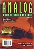 img - for Analog Science Fiction and Fact March 2013 book / textbook / text book