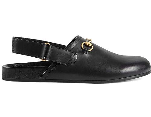 Buy Gucci Men's River Horsebit Leather