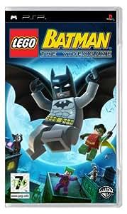 Amazon.com: Lego Batman (PSP) [UK IMPORT]: Video Games