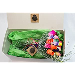 The Original Wooden Rose Bouquets in 1, 2, or 3 Dozen 4