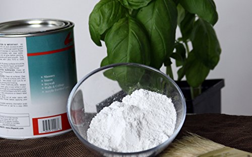 Calcium Carbonate Powder Chalk Paint Additive. 100% ORGAN...