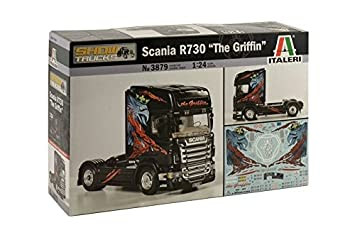Awe Inspiring Italeri 510003879 1 24 Scania R730 The Griffin Amazon De Spielzeug Wiring Cloud Staixuggs Outletorg