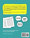WORD SEARCH BIBLE VERSES GOD IS WITH US FOR KIDS