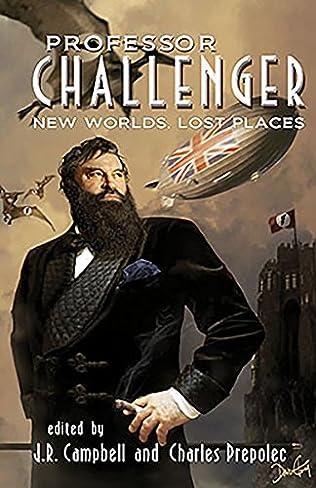 book cover of Professor Challenger