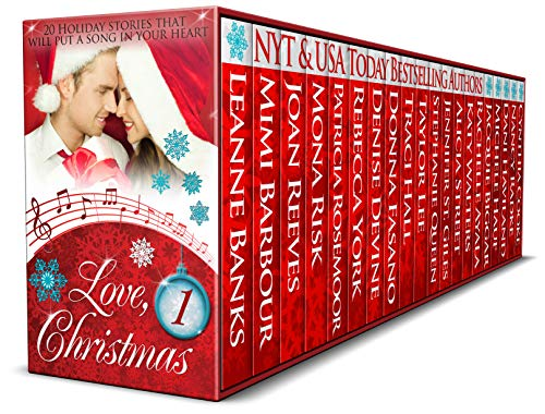 Love, Christmas - Songs of the Heart (The Holiday Series Book 1) (Song Pup Christmas)