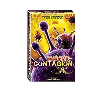 Pandemic: Contagion: Toys & Games