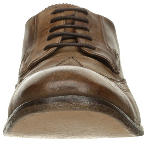 H By Hudson Mens Rowe Oxford Tan